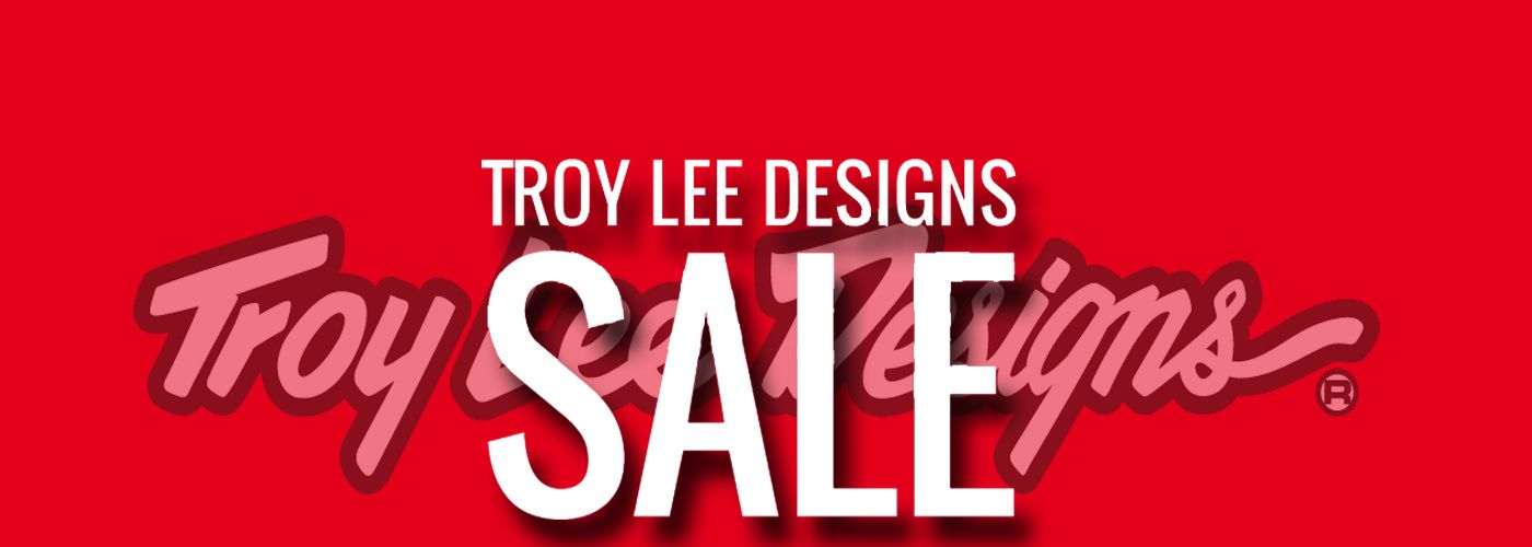 Troy Lee Design SALE