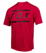 FOX - Jersey Ranger Junior Bright Red